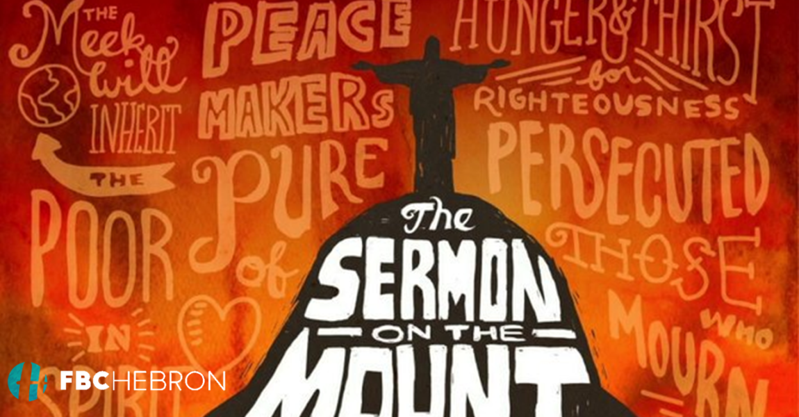 Bible Study – Sermon on the Mount – July 31, 2019